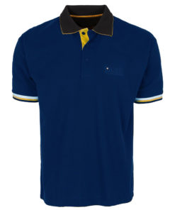JCB Ink Blue Polo T-Shirt
