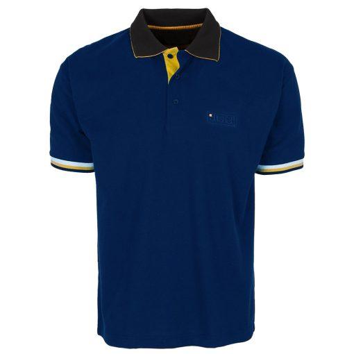 JCB Ink Blue Polo T-Shirt